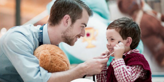 Teddy Bear Hospital visits Chadstone the Fashion Capital for a Winter Check-Up
